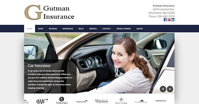 Gutman Website